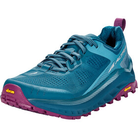 Altra Olympus 4 Running Shoes Women moroccan blue